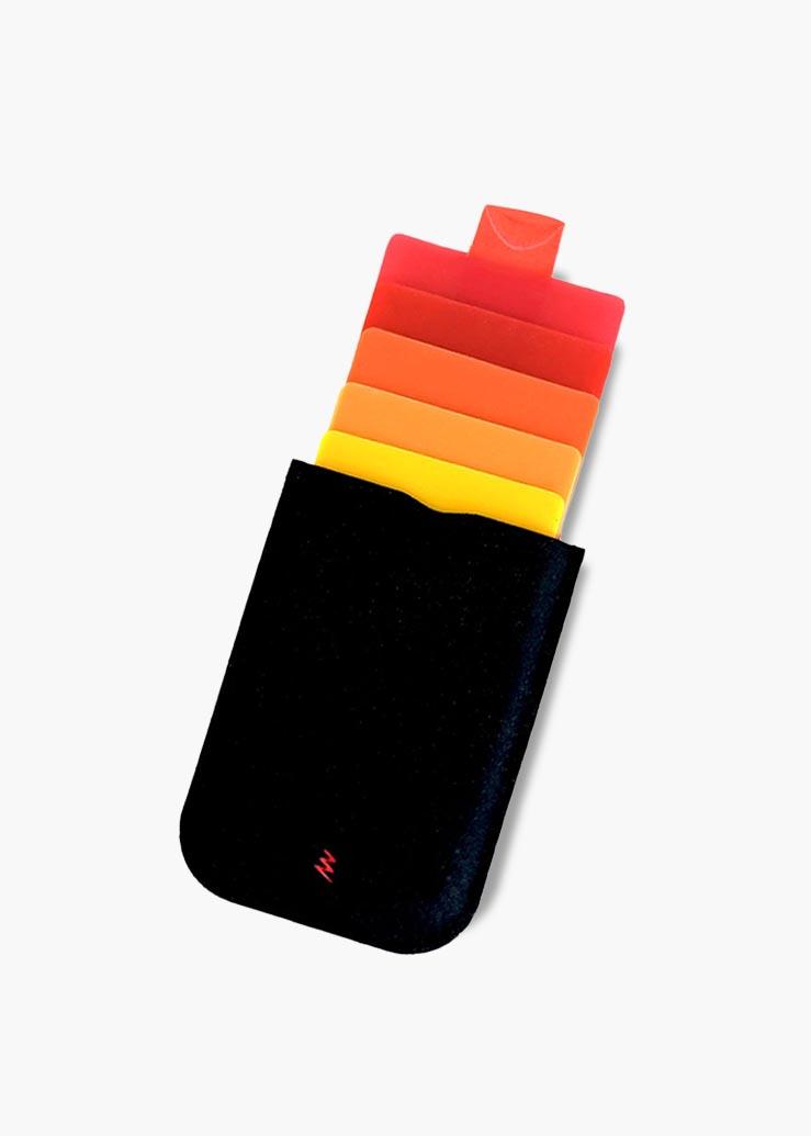 Dash Black Orange (Super Fiber)